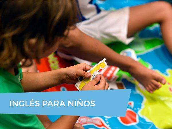 Ingles Para Niños | Hana's School Academia Inglés Donostia-San-Sebastián