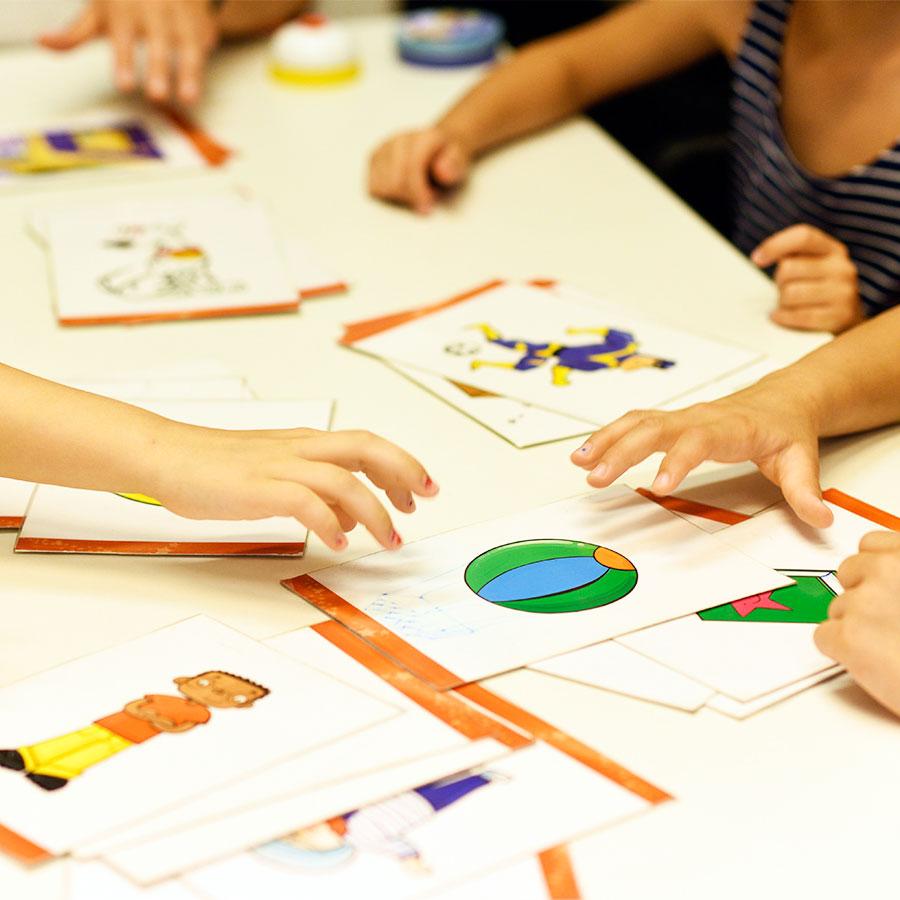 Inglés Para Niños y Bebés en Donostia-San-Sebastián | Hana's School