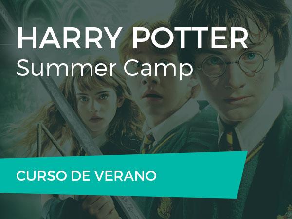 "Curso de Inglés en Verano San Sebastián ""Harry Potter"" Summer Camp Hana's School"