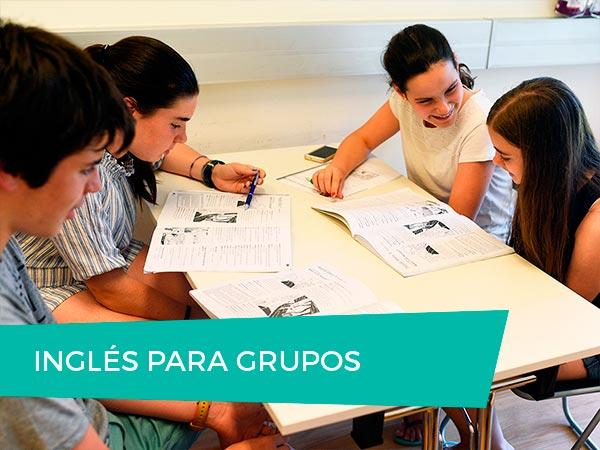 Clases de Inglés en Grupo en San Sebastián